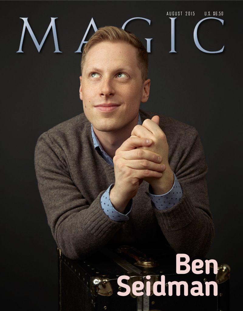thumbnail of Magic Magazine Content