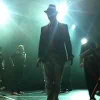 Ben Seidman backstage