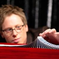 Ben Seidman Performing Card flip