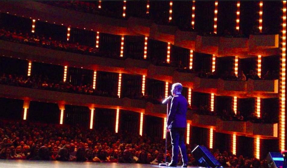 Ben Seidman On Stage