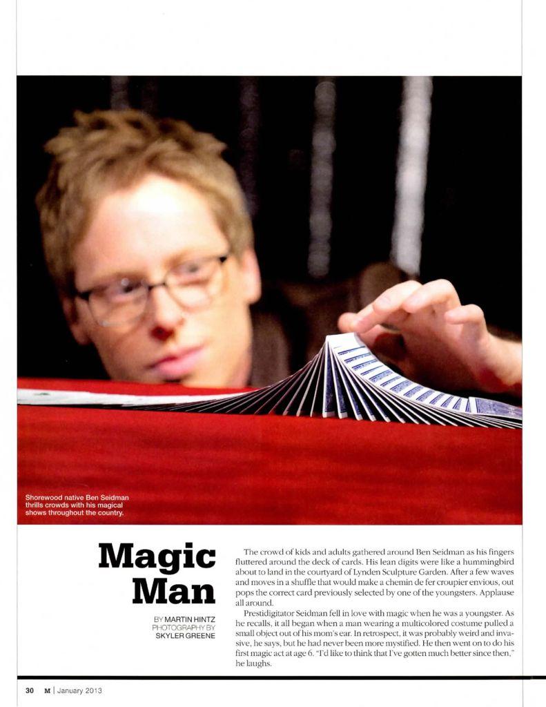 thumbnail of Article_M magazine article