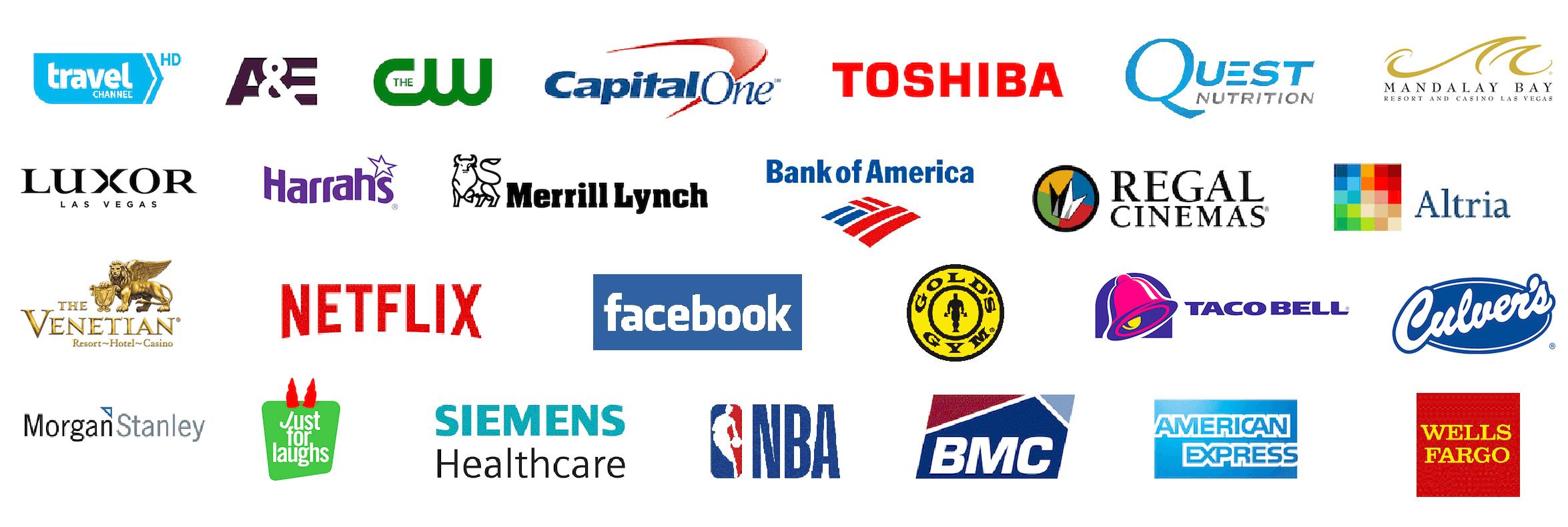 Ben Seidman List of clients part 9