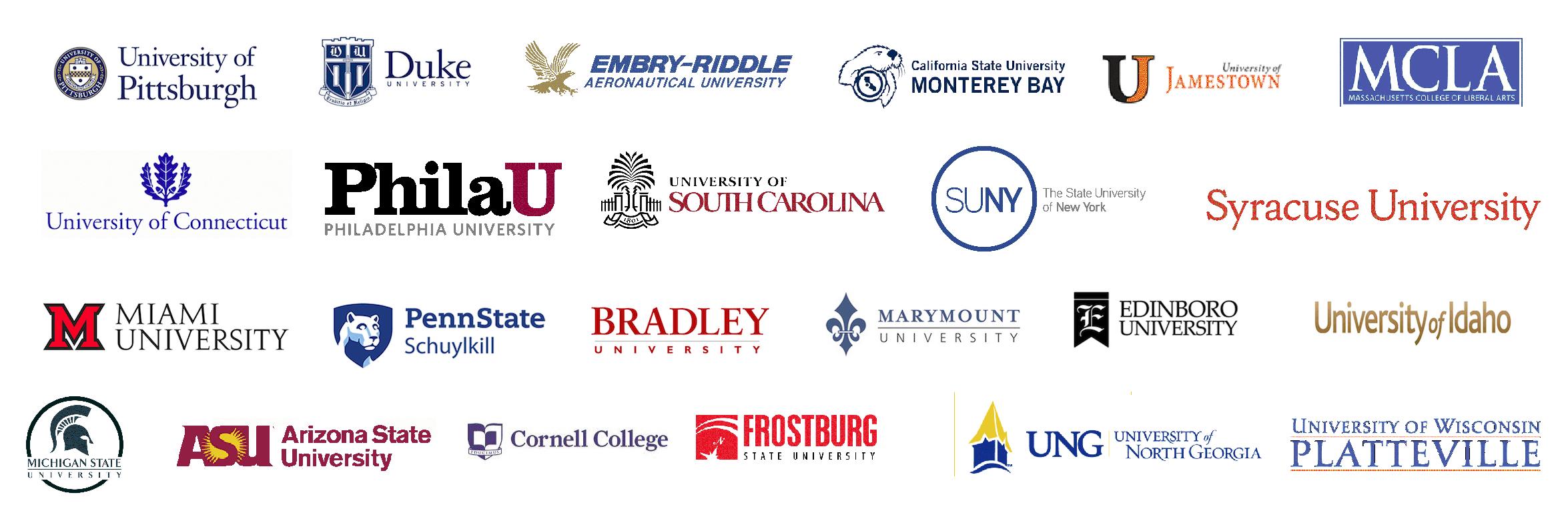 Ben Seidman List of clients part 6