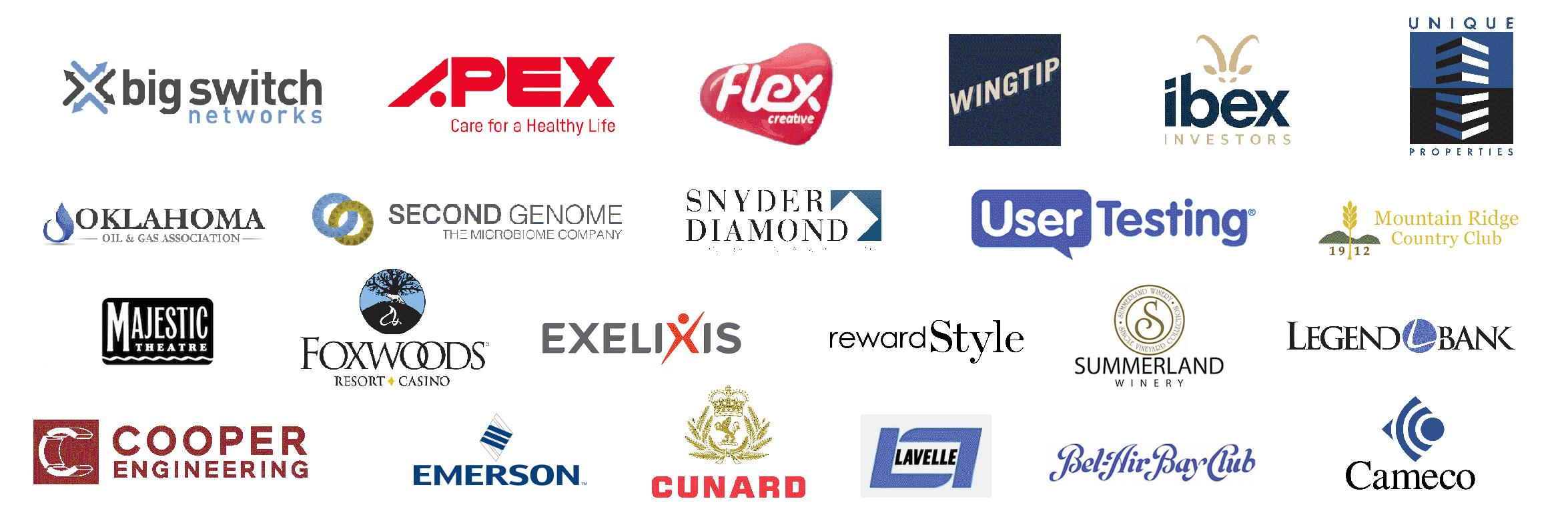 Ben Seidman List of clients part 7